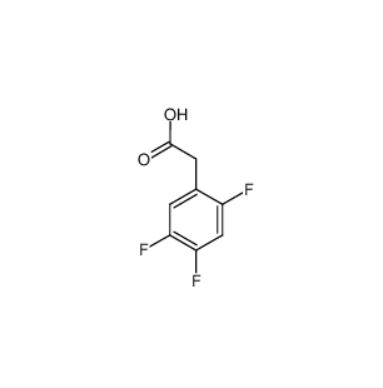 2-(2,4,5-trifluorophenyl)acetic acid